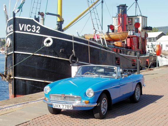 The aims of the club are to promote interest in motoring and in particular MG cars and their preservation.